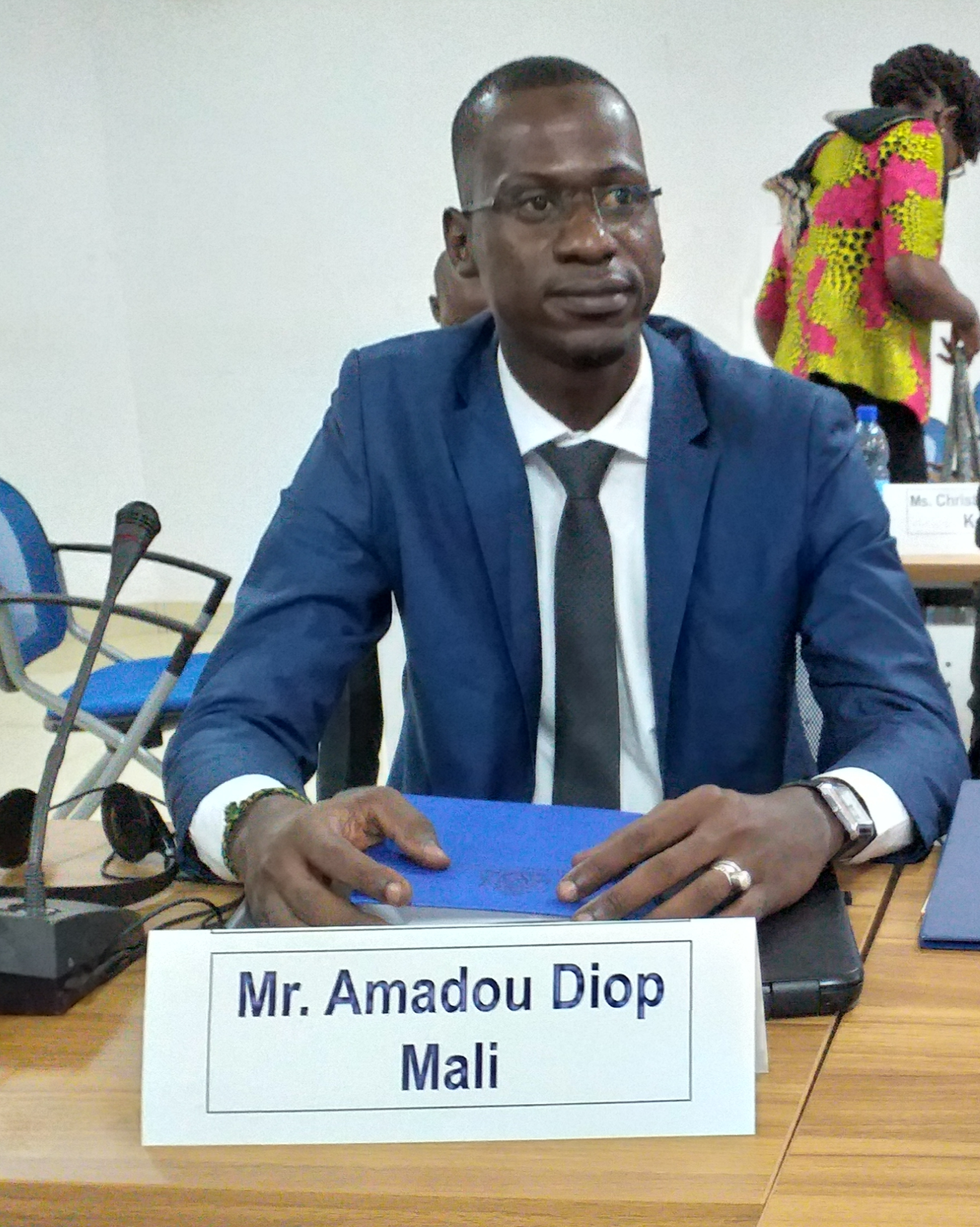Mr. Amadou DIOP